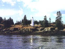 Deer Island Point Park Lighthouse
